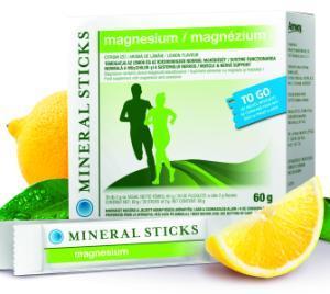 Mineral Sticks în varianta Magnesium