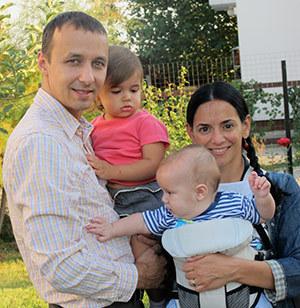 Răzvan Suma, Analia Selis