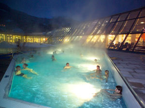 Alpen Therme in Bad Hofgastein