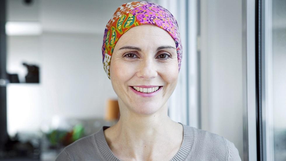 femeie cu cancer