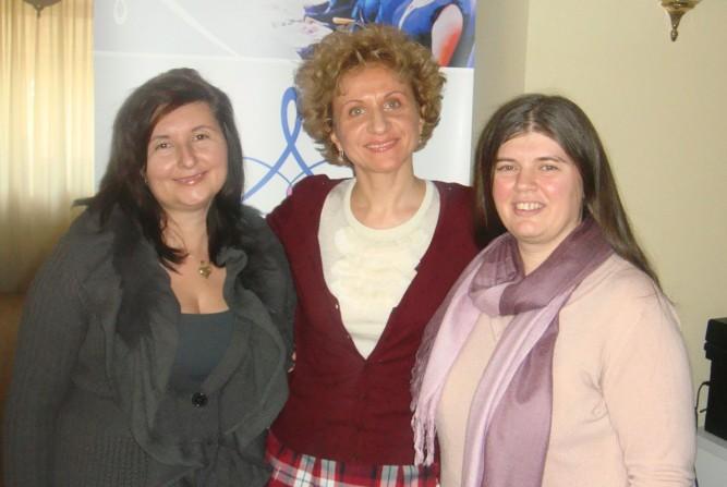 Lavinia,Monica si Alina
