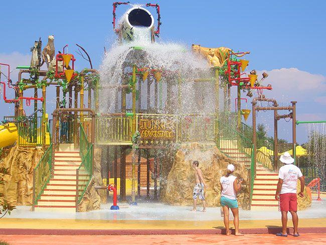 zante water village