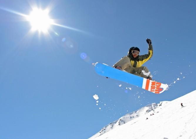 Bansko_snowboard