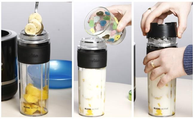 blender breville smoothie