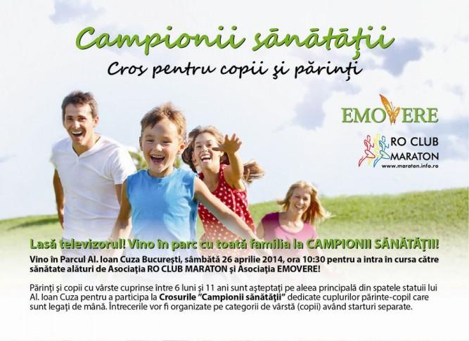 Flyer EMOVERE la BABY EXPO