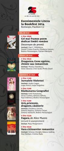 Litera la Bookfest 2014