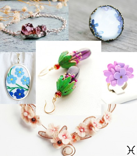 3 - bijuterii pentru zodia pesti