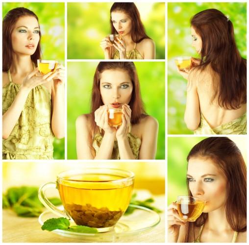 Ceaiul verde te ajuta sa slabesti