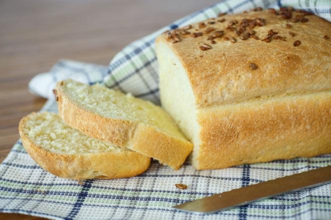 paine gustoasa de casa cu malai