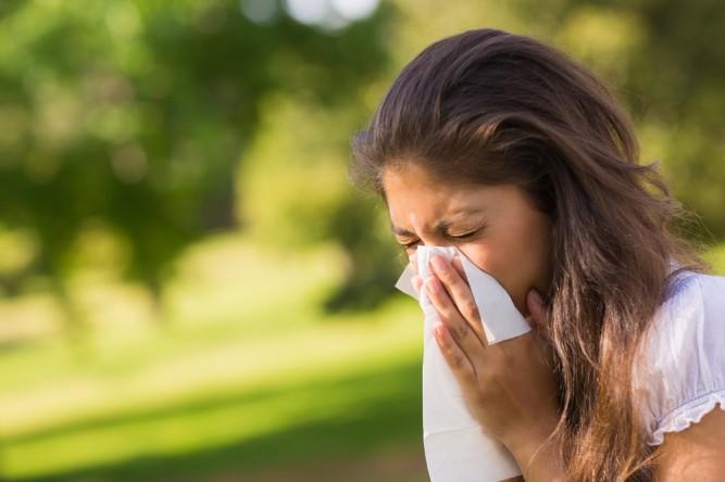 femeie-alergica