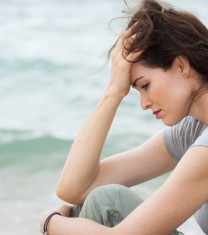 femeie-deprimata