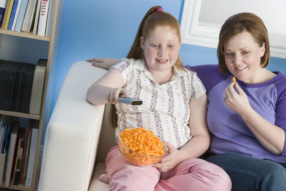 Obezitate infantila dex