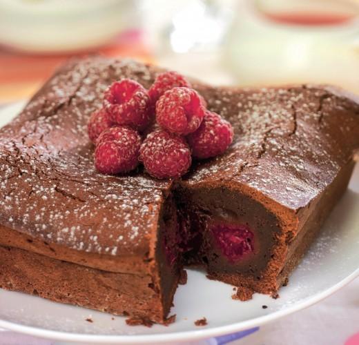 prajitura-ciocolata-zmeura