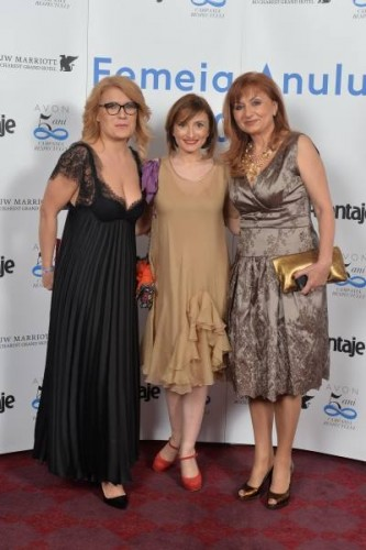 Liana Stanciu, Paula Herlo si Eli Laslean