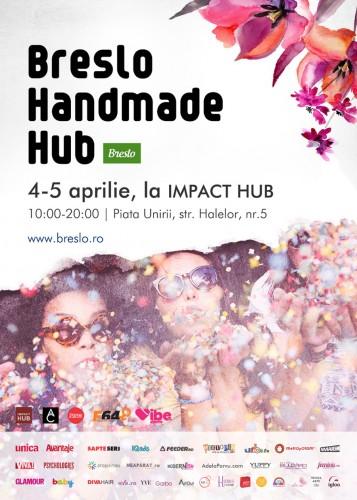 IMAGINE 4 - poster breslo handmade hub