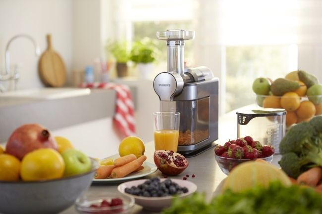 philips micro juicer