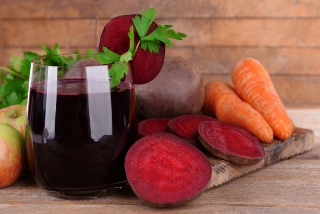suc natural pentru anemie