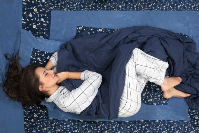 pozitia de dormit iti influenteaza starea de sanatate