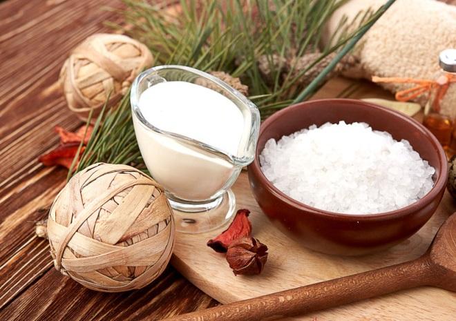 Cum poți folosi sarea în cosmetică