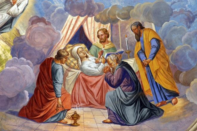 Tradiții, obiceiuri și superstiții de sărbătoarea Adormirii Maicii Domnului