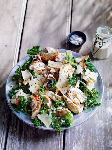 salata cezar new-yorkeza