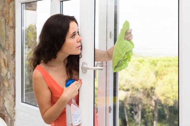greșeli de curățenie