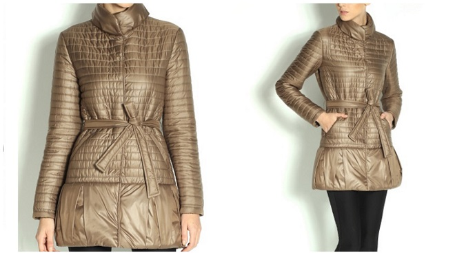 jacheta din lana si poliester