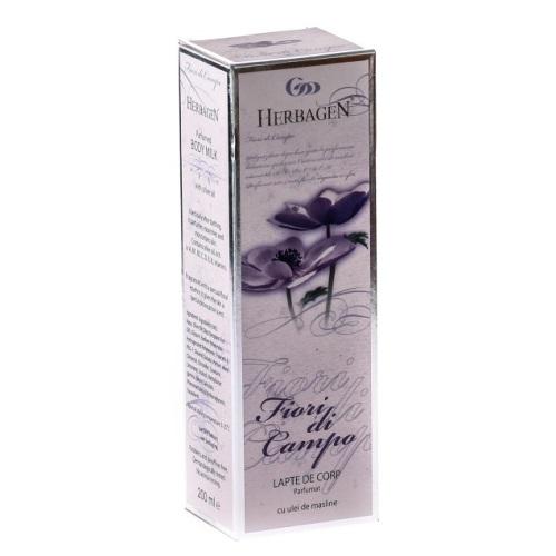 lapte de corp fiori di campo