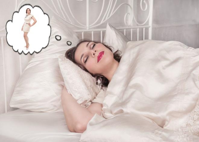 slabesti in timp ce dormi