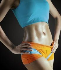 cum sa obtii un abdomen plat