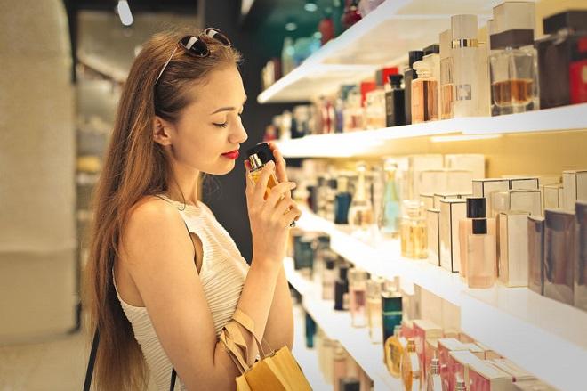 esenta parfumului