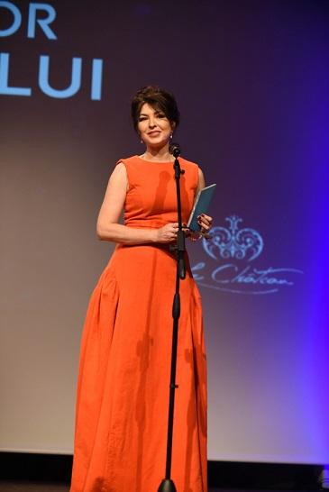 Aurora Martin, premiul Femeia Anului 2015, categoria Promovarea si apararea drepturilor femeii