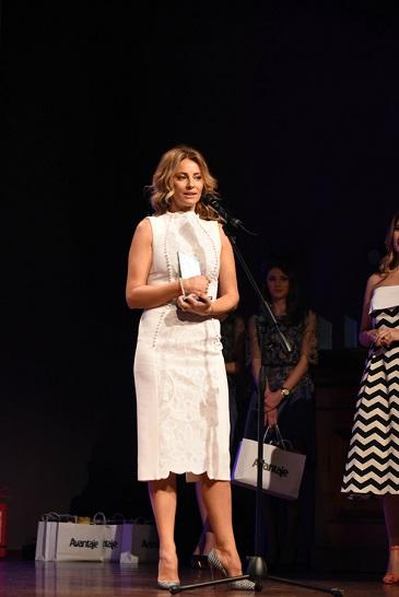 Diana Sucu, premiul Femeia Anului 2015, categoria Implicare si responsabilitate sociala