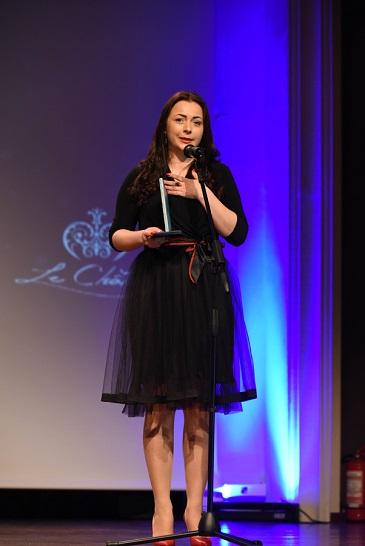 Simona Voicescu, premiul Femeia Anului 2015, categoria Advocacy si Prevenirea Violentei Asupra Femeilor
