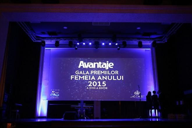 gala premiilor femeie anului 2015