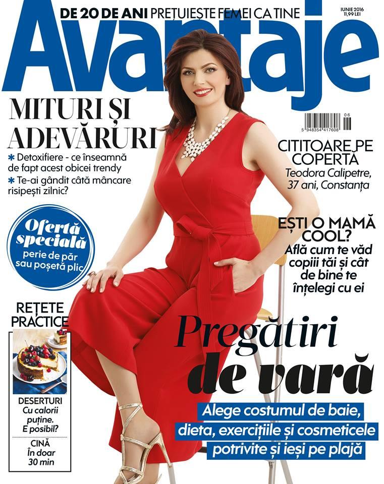 cover Avantaje iunie