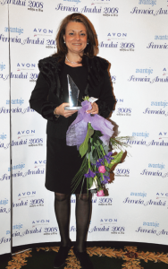 victoria asanache, femeia anului 2008