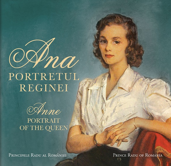 "Coperta albumului ""Ana. Portretul Reginei"""