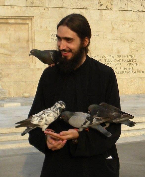 Parintele Hrisostom Filipescu