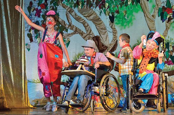 copii cu dizabilitati