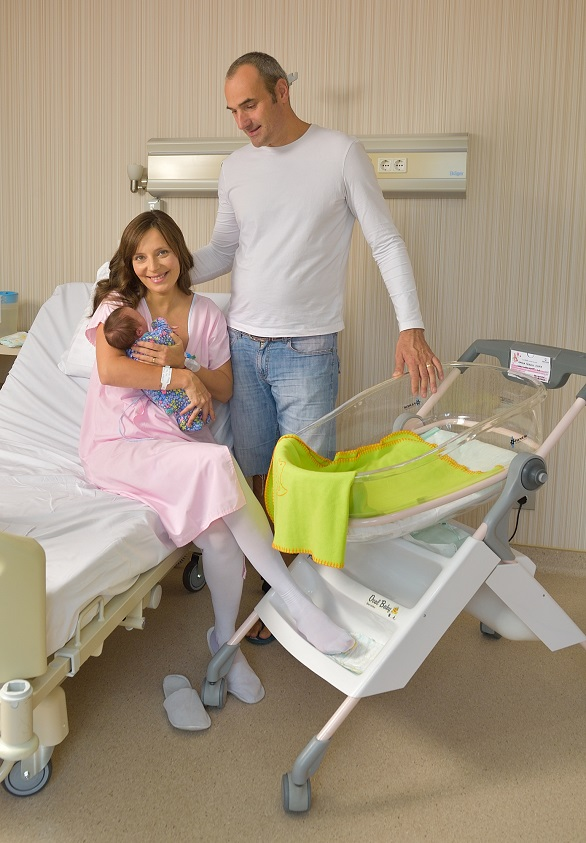 roxana iliescu la maternitate