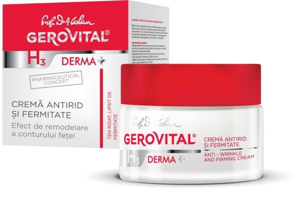gerovital crema-antirid