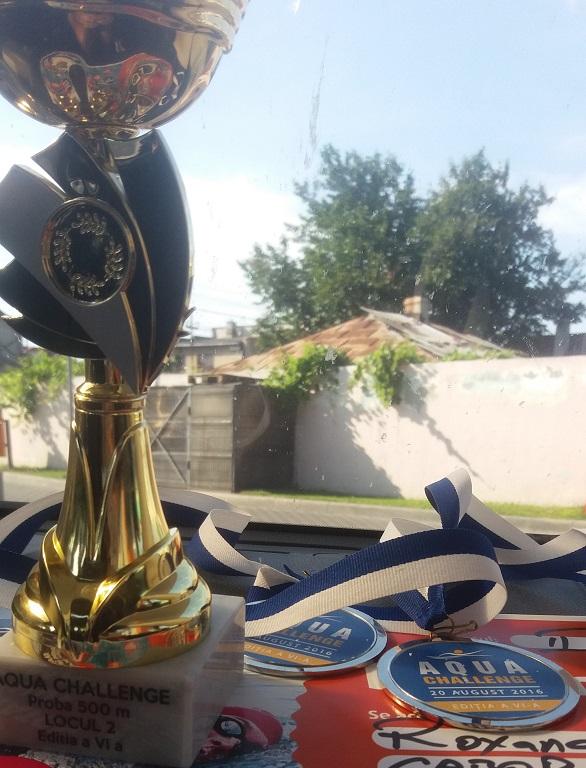 trofeul Aqua Challenge