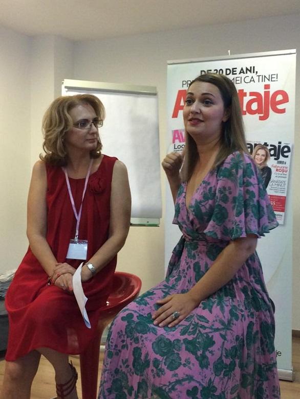 Daniela Palade Teodorescu si Oana Bulexa (MSL Group The Practice)