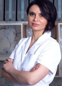Medic stomatolog Marinela Banica