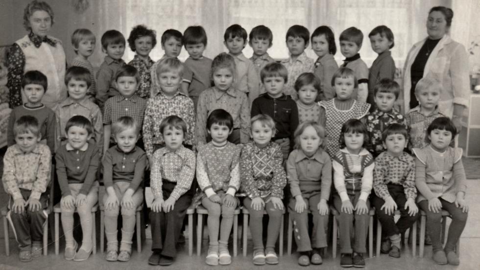clasa de copii
