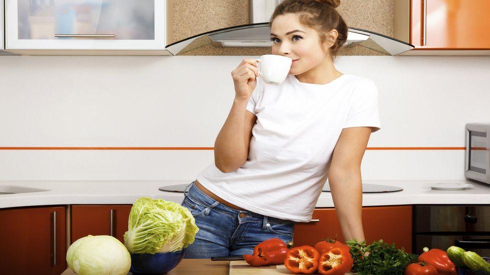 Varza este unul dintre alimentele care reduc stresul