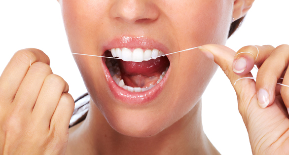 ața dentara
