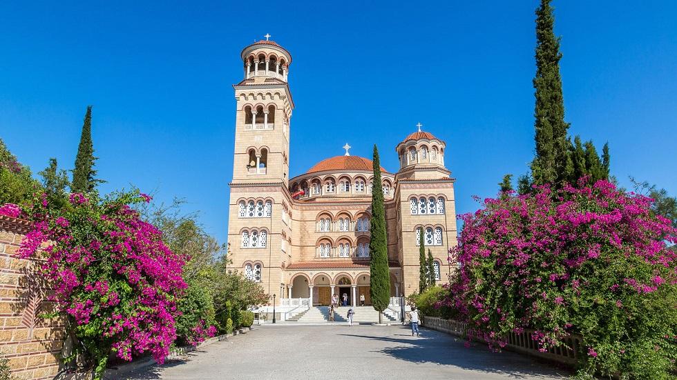 manastirea eghina