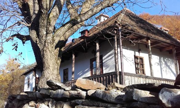 Casa de oaspeți a Prințului Charles, Valea Zălanului